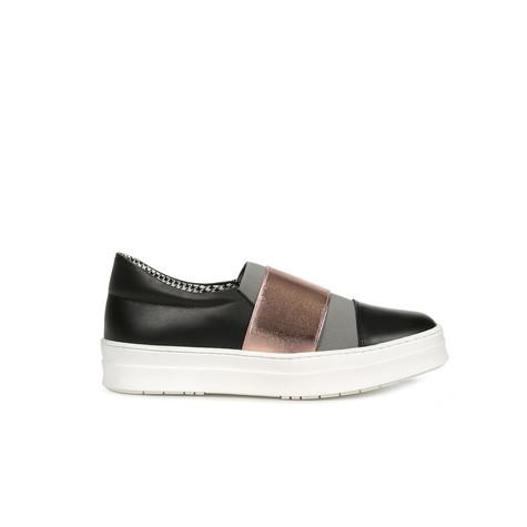 Sneakers Nero/pietra/quarzo