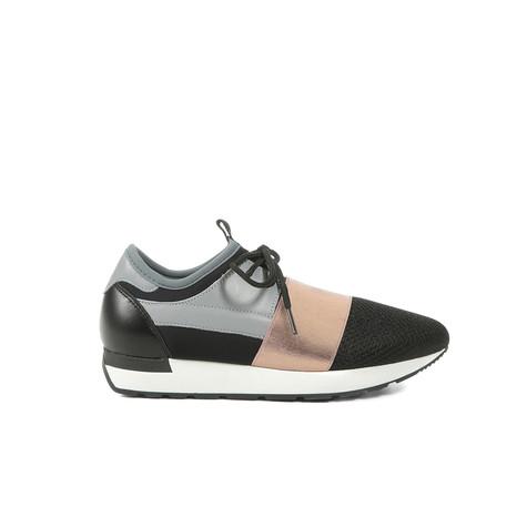 Sneakers Pietra/nero/nero/nero/pietra