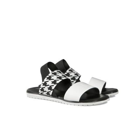 Sandali Bianco/bianco-nero/nero