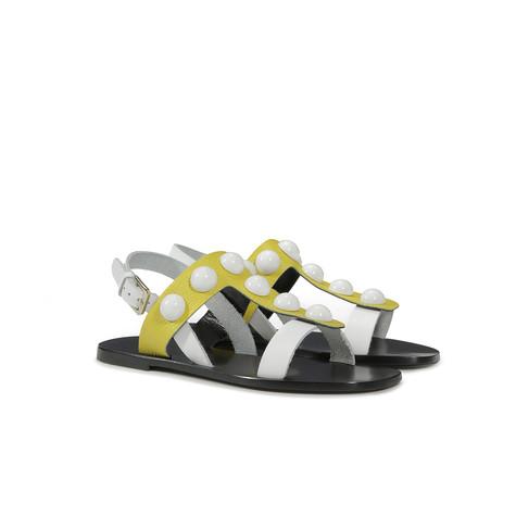 Sandali Cedro/bianco