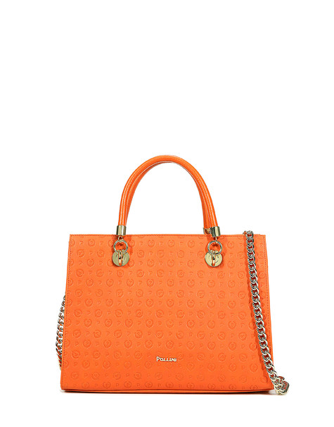 Shopping bag Orange/orange