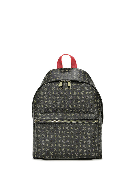 Backpack Black/laky red