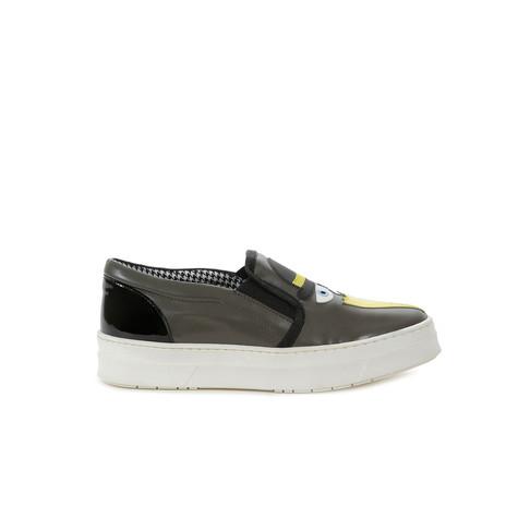 Sneakers Fango/nero