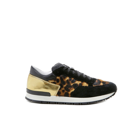 Sneakers Safari/nero/bronzo/nero