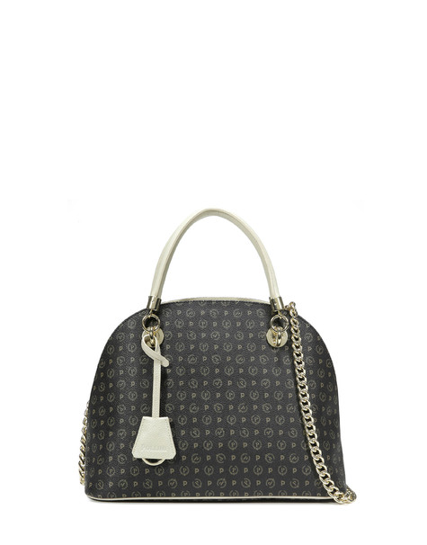 Bowling bag Black/ivory
