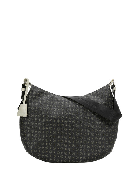 Hobo bag Black/ivory