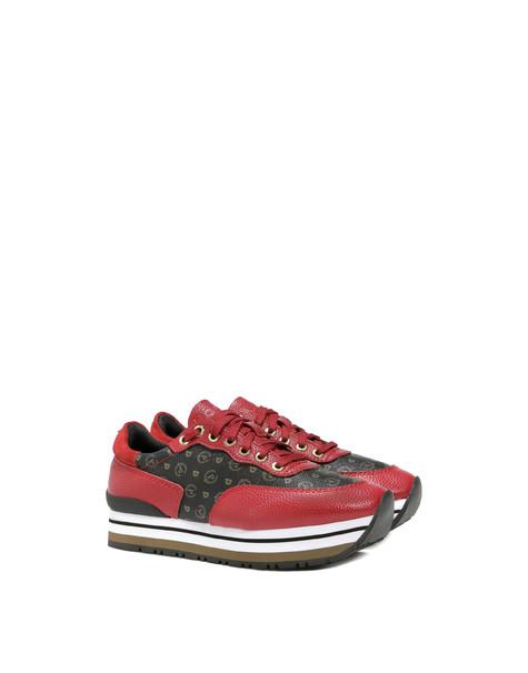 Sneakers Nero/lacca