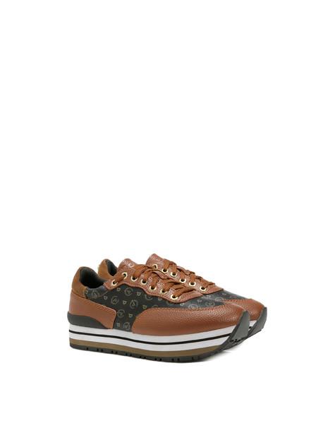 Sneakers Nero/marrone