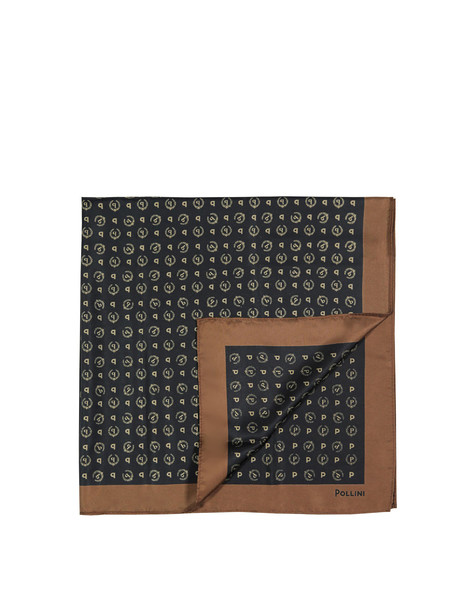 Foulard Black/brown