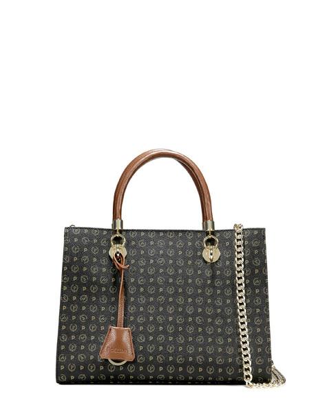 Shopping bag Black/brown