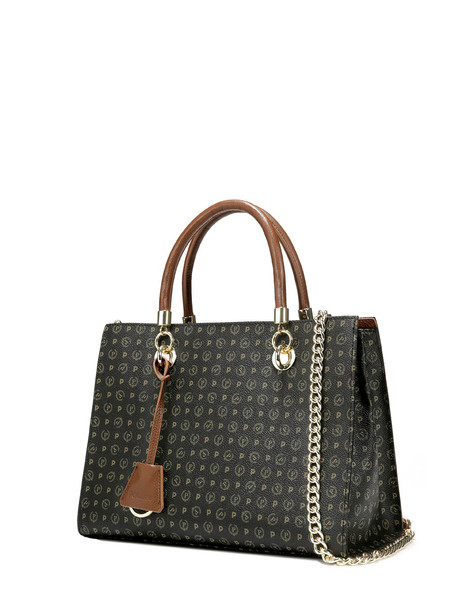 Shopping bag Black/brown