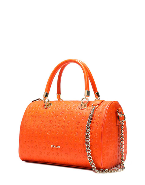 Boston bag Orange/orange