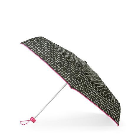 Ombrelli Nero/fuxia