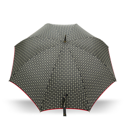 Umbrellas Black/red