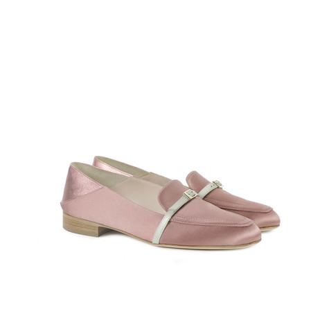 Loafers Pink/pink