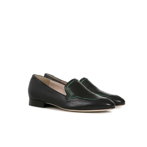 Loafers Night/black/green