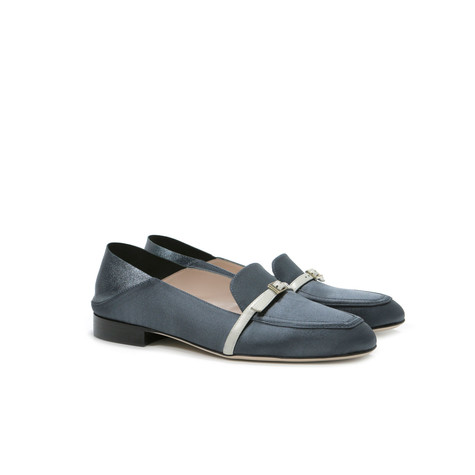 Loafers Grey/grey