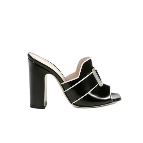 Sandali Nero/bianco