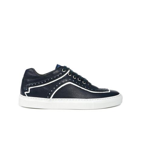 Sneakers Blu/bianco