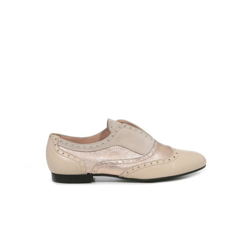Slip on Nude/quarzo/nude