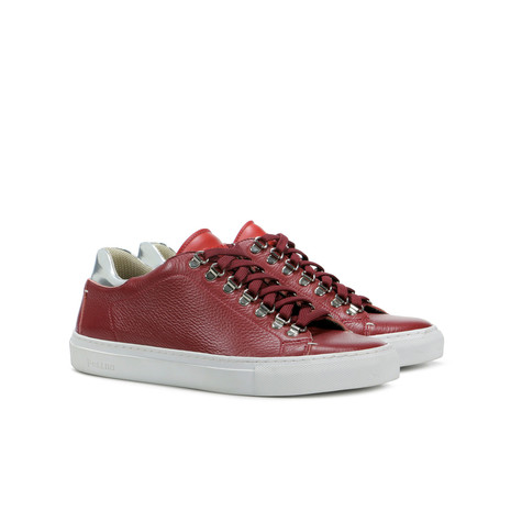 Sneakers Lacca/argento