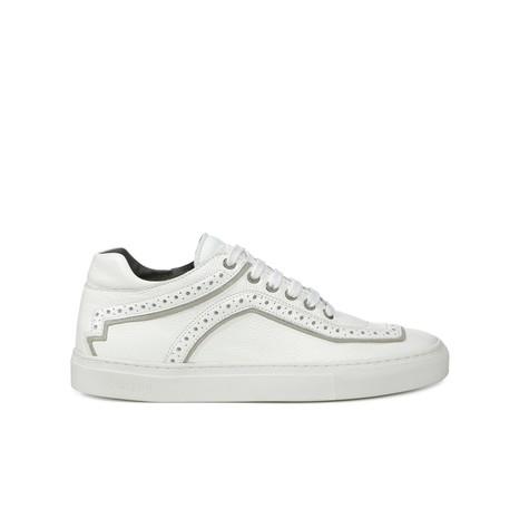 Sneakers Bianco/perla
