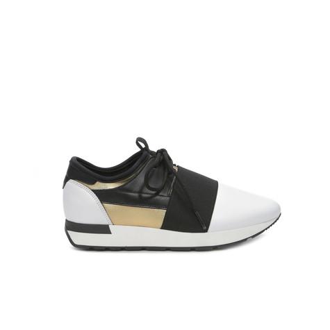 Sneakers Oro/nero/bianco/nero/bianco/nero