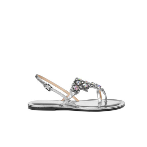 Sandals Stone/silver