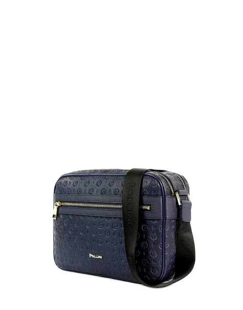 Messenger bag Blue/blue
