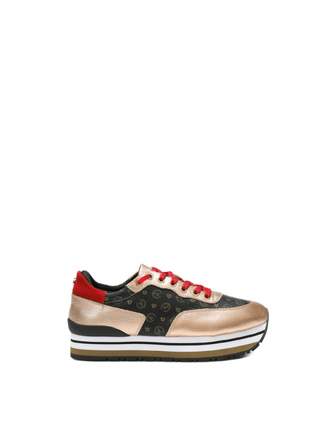 Sneakers Black/quartz/laky red