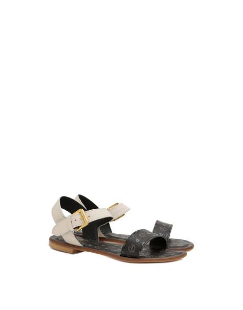 Sandals Black/ivory