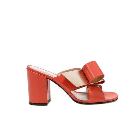 Sandali Corallo/quarzo