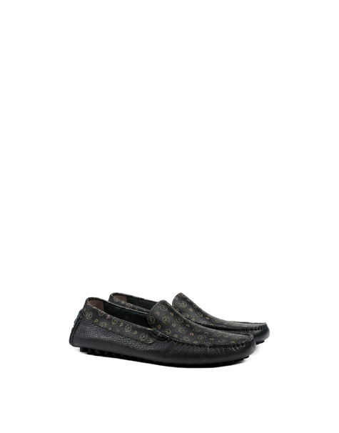 Loafers Black/blue