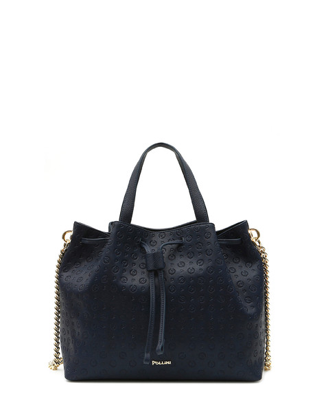 Shopping bag Blue/blue
