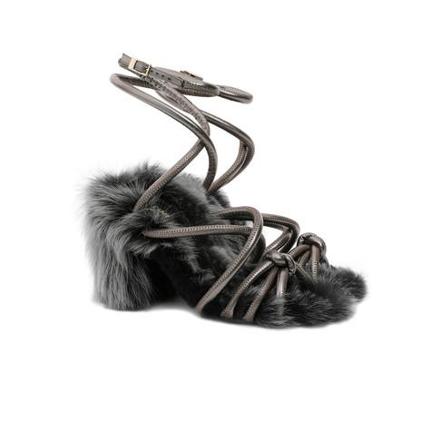 Sandals Charcoal