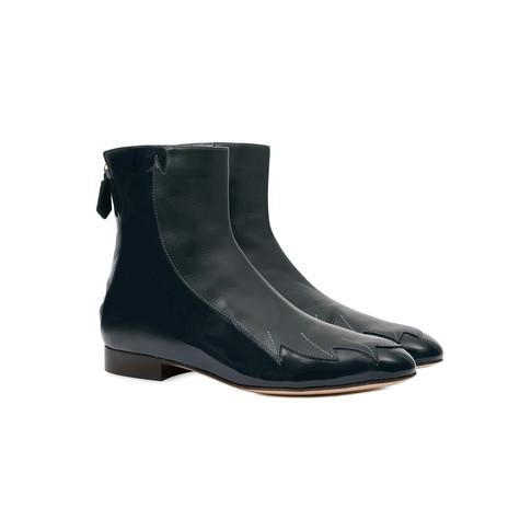 Ankle boots Blue/blue