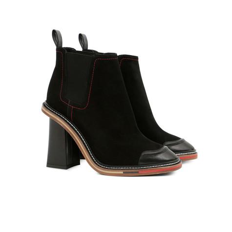Ankle boots Black/black