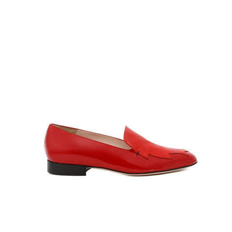 Loafers Red/red