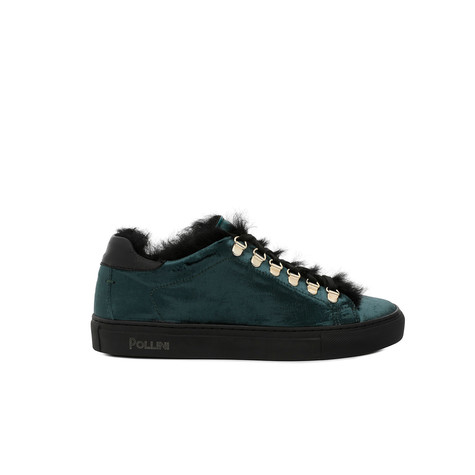 Sneakers Petrol blue