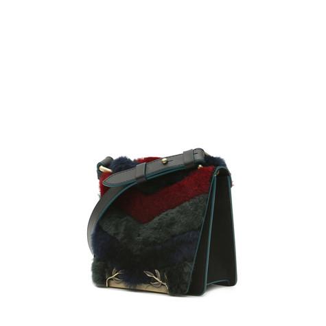 Shoulder bag Multicolour/black/black