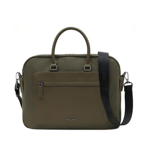Porta laptop Oliva/oliva