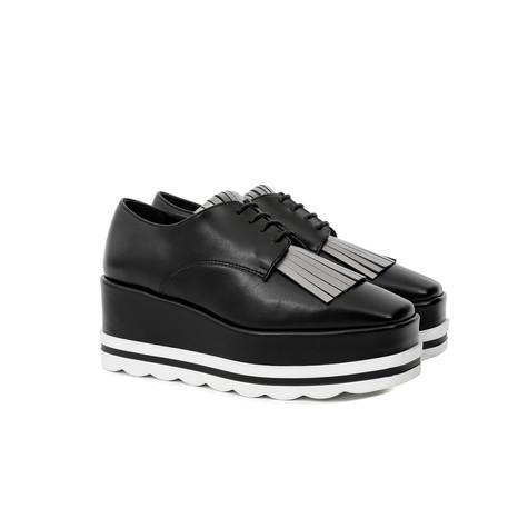 Derby shoes Black/steel