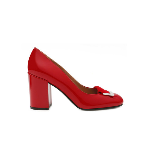Pumps Red/red
