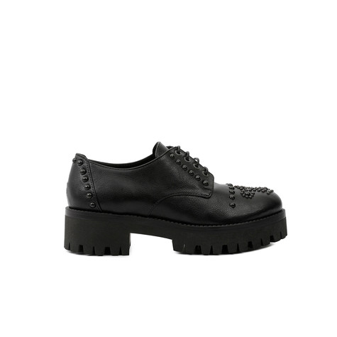 Derby shoes Black