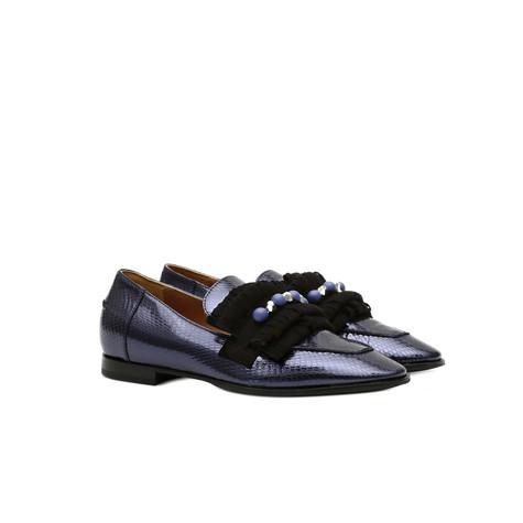 Loafers Ocean/black