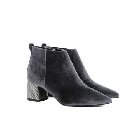 Low-cut boots Lead/steel