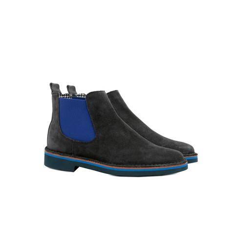Desert boots Ocean blue
