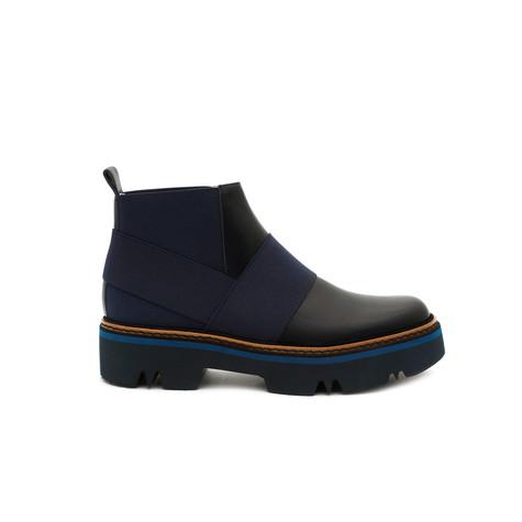 Chelsea boots Ocean blue