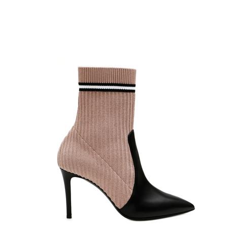 Ankle boots Black/quartz