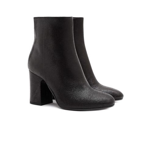 Low-cut boots Black